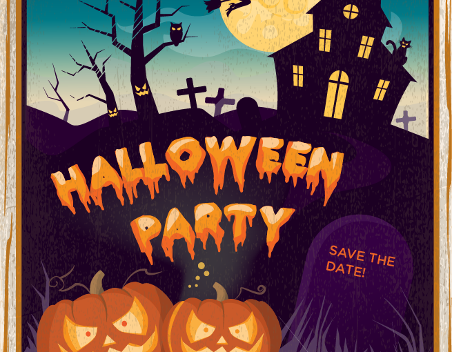 Volunteer Opportunity: Halloween Dance Party