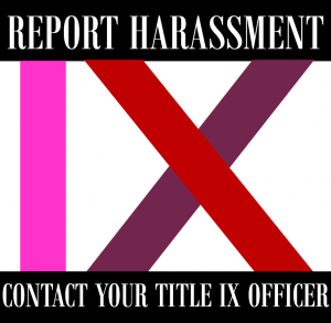 Report Harassment